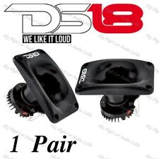 2 DS18 PRO DKN25 Compression Super Driver Loud Speaker Horn Tweeter 8 Ohm Pair
