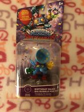 Skylanders SuperChargers BIRTHDAY BASH BIG BUBBLE POP FIZZ *Magic* Variant (New)