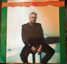 New listing Bruce Cockburn Big Circumstance Lp Gold Castle Records D1-71320 M- Grading 1988