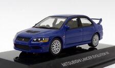 Autoart 1/64 Scale 20232 - Mitsubishi Lancer Evo II - Blue