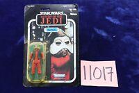 1983 Star Wars Return of The Jedi Nien Nunb Action Figure in Original Packaging