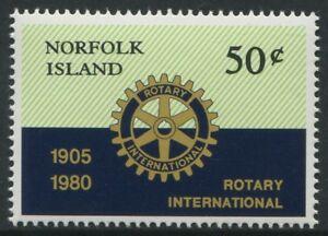 75th ANNIVERSARY ROTARY INTERNATIONAL 1980 - MNH (T392-RR)