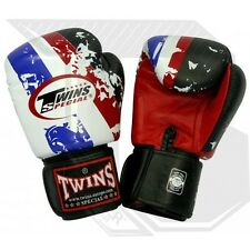 Twins Boxhandschuh Thai Flag Fantasy Twins Gloves. 10-16Oz. Muay Thai, Kickboxen