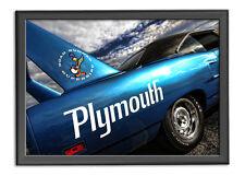 1970 Plymouth Road Runner Superbird Photo Print 13x19 Mancave Art 426 HEMI 440