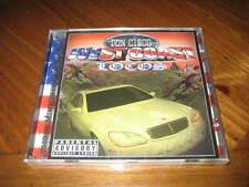 Chicano Rap CD Don Cisco - West Coast Locos - Latin 2001