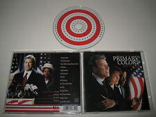 PRIMARY COLORS/SOUNTRACK/RY COODER(MCA/MCD 11775)CD ÁLBUM
