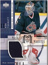 01-02 Upper Deck Mask Masked Marvels RON TUGNUTT