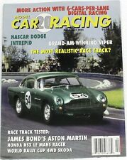 MODEL CAR RACING MAGAZINE #20 - SCALEXTRIC , FLY , SCX , NINCO 1/32 SLOT CARS