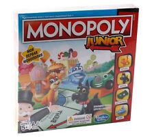 Hasbro A6984 Monopoly Junior Kinderspiel Gesellschaftsspiel Brettspiel RUSSISCH