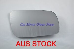 RIGHT DRIVER SIDE SEAT TOLEDO 1999 - 2004 MIRROR GLASS WITH BACK PLATE
