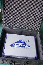 DEWETRON DEWE-5000 PENTIUM [R] 4,CPU 2.80GHZ 2.00GB RAM WORKING FREE SHIP