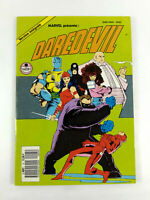 BD Comic  Daredevil numero 5  1990  Edition Semic  Envoi rapide et suivi