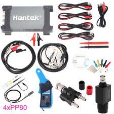 CC65 + Hantek 6074BE Diagnostic Tool USB 4CH 1GSa/s 70MHz Auto Car Oscilloscope