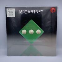 Paul McCartney III 3 Target Exclusive LP Green Vinyl Limited Edition NEW IN HAND