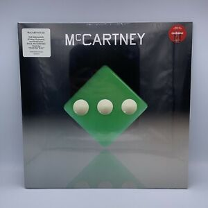 Paul McCartney III 3 Target Exclusive LP Green Vinyl Limited Edition NEW IN HAND