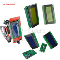3.3/5V IIC/I2C/TWI/SPI Interface 20X4 Character Yellow/Blue LCD Display Module