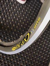 Mavic  CXP30 Pair 28h Champagne Tubular Rims Tubs Deep Section Aero Retro