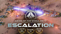 Ashes of the Singularity: Escalation ~ PC ~ STEAM KEY ~ (Global ~ Region Free)