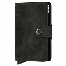 Secrid (1409900) - Mini Wallet Leather - Vintage Black