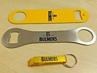 Bulmers Cider,  Bottle Opener - New - Metal - Set