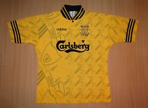 * LIVERPOOL 1993 shirt ADIDAS jersey THIRD 3rd football camiseta soccer 1994 93