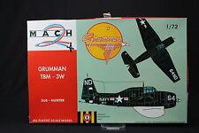 YU051 MACH 2 1/72 maquette avion GP 013 Grumman TBM – 3W