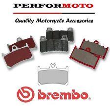 Pastillas de freno brembo sinterizadas Road delanteras Yamaha XJR1300 (Brembo Caliper) 99-01