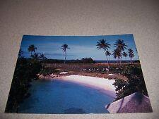 COLUMBUS COVE ST. ANN NEW SEVILLE JAMAICA VTG PHOTO POSTCARD