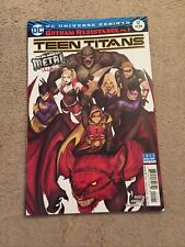 TEEN TITANS #12 1ST PRINT COVER B 1ST FULL BATMAN WHO LAUGHS [DC Comics]