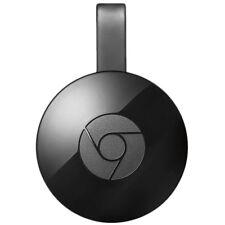 Google Chromecast 2 Digital HDMI Media Video Streamer 2015 2nd Generation Black