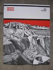 Case 350 Bull Dozer Bulldozer Loader Brochure