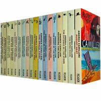 Inspector Montalbano Collection 18 Books Set (1-18) By Andrea Camilleri