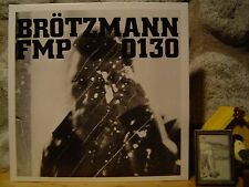 PETER BROTZMANN/FRED VAN HOVE/HAN BENNINK LP/1973 FMP/Free Improv./Cien Fuegos