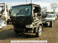 2008 Ford Cf500 Left/Driver Side Door Glass, Front