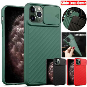 Ultra Slim Green Shockproof Silicone Armor Armour Case Cover iPhone 11 Pro Max