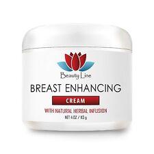 Bust Buttock - Enlargement Nature Breast Enhancement Cream Organic Infusion 4oz