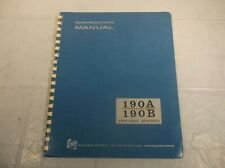 TEKTRONIX SINE WAVE GENERATOR OWNER OPERATOR INSTRUCTION MAINTENANCE MANUAL