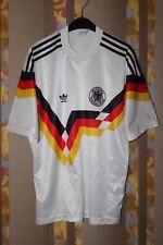 DEUTSCHLAND DFB 1990 TRIKOT HOME ADIDAS L WORLD CUP SHIRT CAMISETA GERMANY