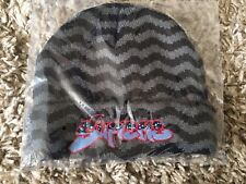 Supreme zig zag stripe beanie -VERY RARE-SOLD OUT IN MINUTES!!!