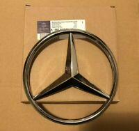 Mercedes-Benz C Class & C63 W204 2011-2014 Front Grille Star Badge Emblem 18.5cm