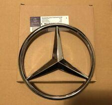 Mercedes-Benz C Class & C63 W204 2011-2014 Front Grille Star Badge Emblem 18.5cm
