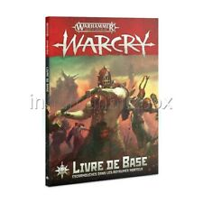 WCAJ02 LIVRE DE BASE SOUPLE (VF) WARCRY WARHAMMER AOS BITZ (FRENCH RULES BOOK)