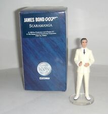 Corgi Icon No. F04051, James Bond Collection - Scaramanga Figure, - Superb.