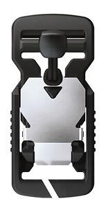 1 - 1 Inch Fidlock® Split Bar V-Buckle with Nickel Plated Finish