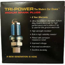 TPX037-4 TRI POWER IRIDIUM SPARK PLUGS I30 SANTA FE CIVIC ACCORD
