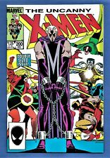 X-Men #200 (1985) Double Size Trial Of Magneto MARVEL Comics High Grade NM-