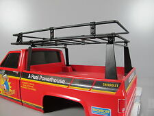 New Metal Cargo Bed Roof Rack for Tamiya R/C 1/10 Super Clodbuster 4WD Truck
