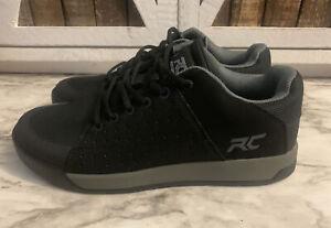 ride concepts D30 Sneaker shoes Black/grey Size 9.5 Men's