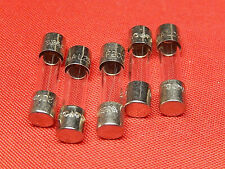 200mA 250V Fuse 5mm x 20mm Quick Blow GLASS BODY Pack of 10