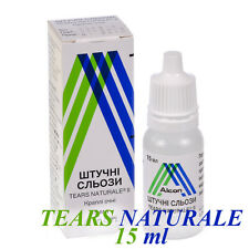 TEARS NATURALE (eye drops) 15ml